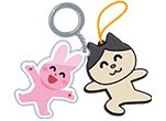 Gachapon Keyrings
