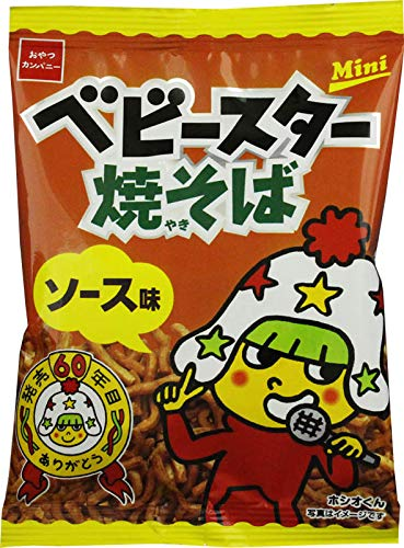 Babystar Yakisoba Flavour